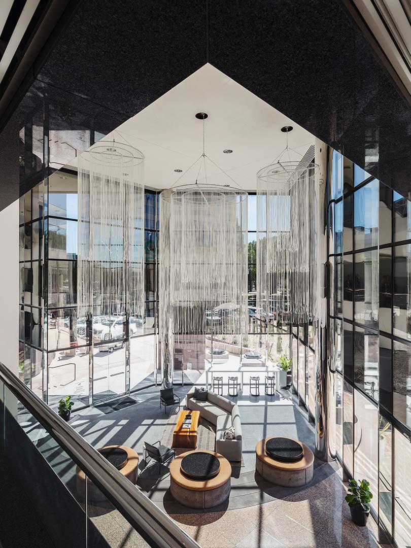 Phoenix Arizona commercial interior design firm