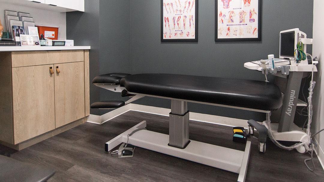 medical practice interior design