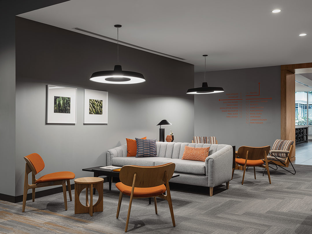 commercial interior design for common areas