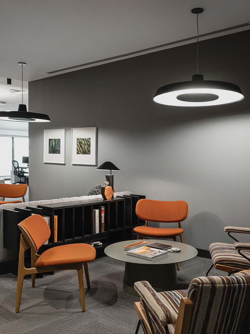 cutting edge design for commercial interiors
